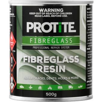 Protite Fibreglass Resin 500g