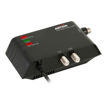 Antsig Distribution Indoor Amplifier 4 Way