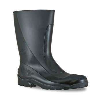 Bata Handyman Gumboot Black Size 13