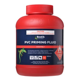 Bostik Priming Fluid Clear 500ml