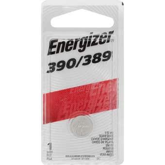 Energizer Watch Battery 389 1.5V - 1 Pack