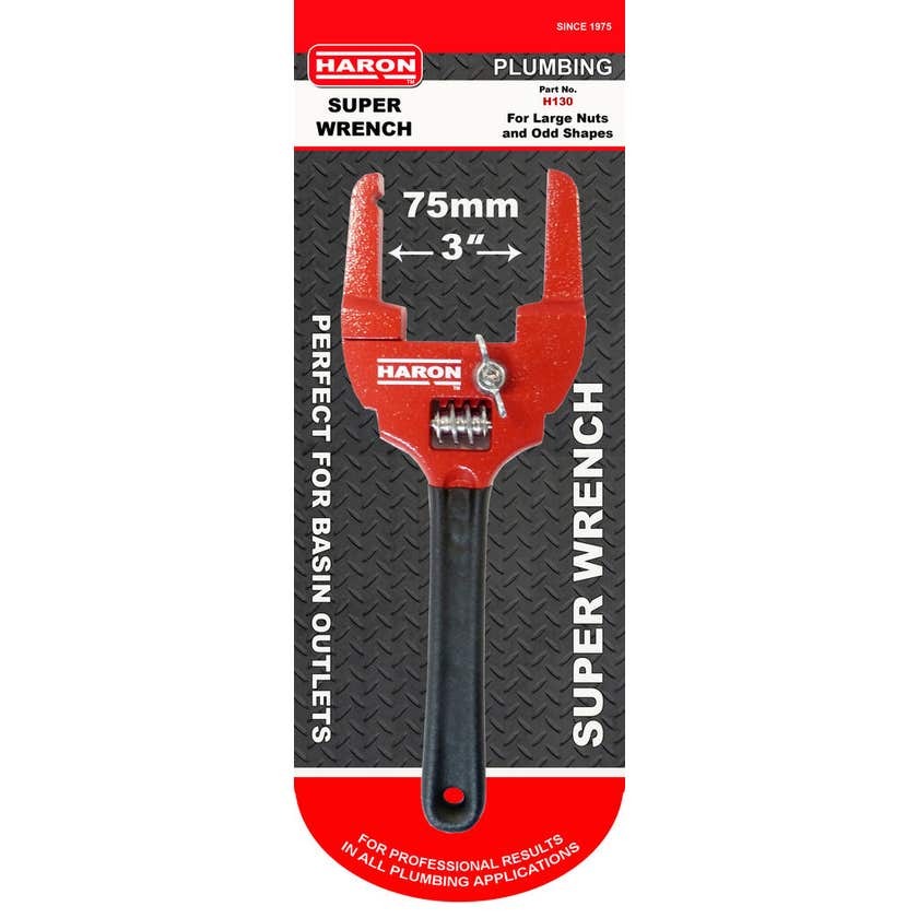 Haron Locknut Wrench 75mm