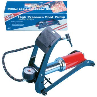 Lion High Pressure Foot Pump