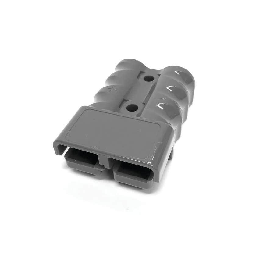 Lion Premium 50Amp Connector Grey