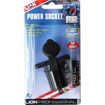 Lion Interior Power Socket 12V