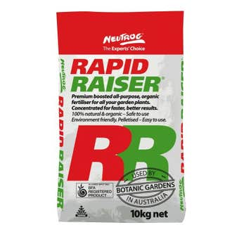 Neutrog Rapid Raiser Fertiliser 10kg