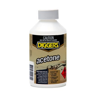 Diggers Acetone 250ml