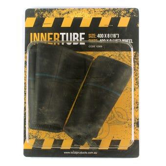 "Blackmax Pneumatic Inner Tube 400x8 (16"" Narrow)"