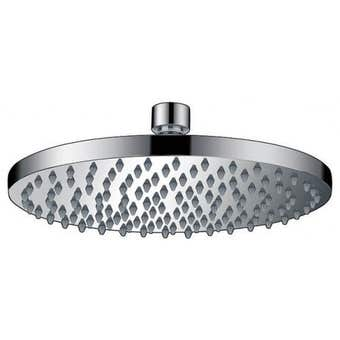 Interbath Rio Round Showerhead Chrome 200mm