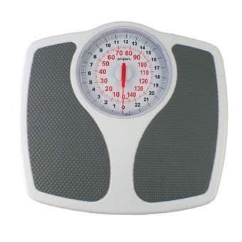 Supertex Speed Dial Bathroom Scale 150kg
