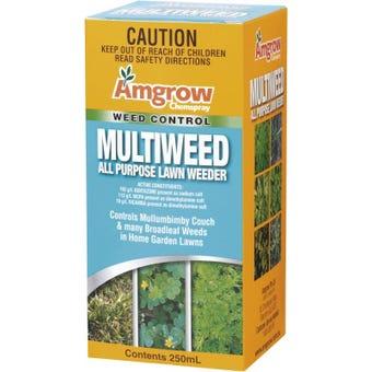 Amgrow Chemspray Multiweed All Purpose Lawn Weeder 250ml