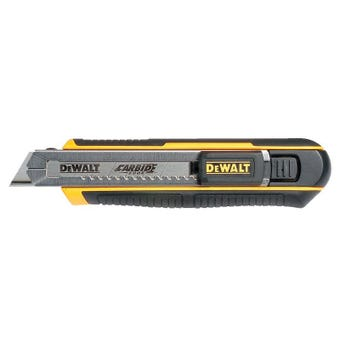 DeWALT Snap Off Knife with Carbide Blades 18mm