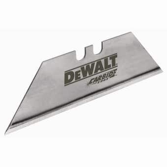 DeWALT Tungsten Carbide Knife Blades Dispenser - 50 Pack