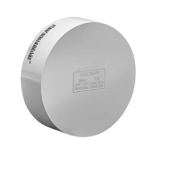 Holman DWV PVC Cap Push On 80mm