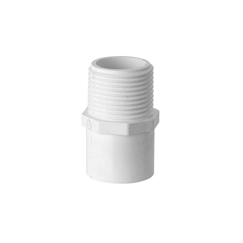 "Holman PVC Pressure Valve Take Off Adaptor 20mm x 3/4"""