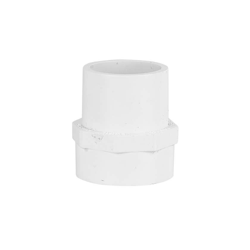 "Holman PVC Pressure Faucet Take Off Adaptor FemaIe 25mm x 1"""