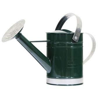 Holman Watering Can Green 9L