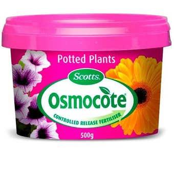 Scotts Osmocote Potted Plants Fertiliser 500g