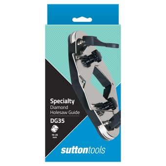 Sutton Tools Diamond Grit Holesaw Guide