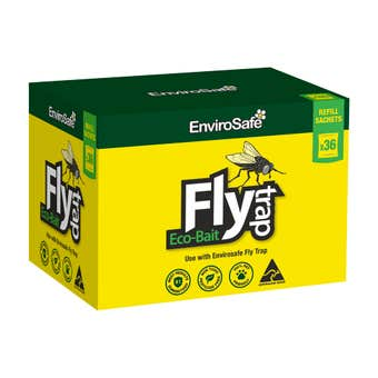 EnviroSafe Fly Trap Attractant Refills - 36 Bulk Pack