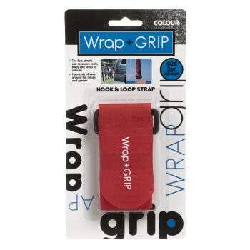 Trio Wrap + Grip Hook & Loop Strap 5 x 50cm