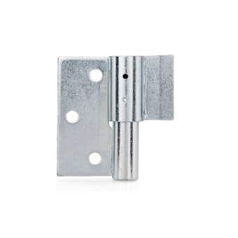 Trio Timber to Steel Hinge Right Hand 88 x 86mm