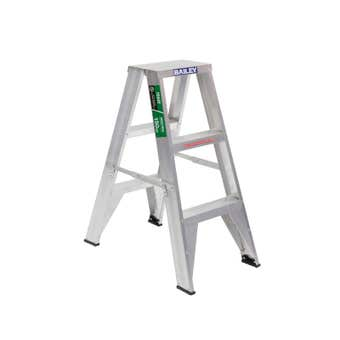 Bailey Trade Double Sided Ladder 0.9m 150kg Industrial