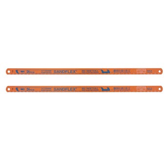 Bahco Bi-Metal Hacksaw Blade 300mm - 2 Pack