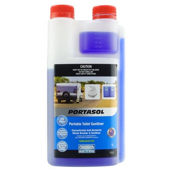 Chemtech Portasol Portable Toilet Sanitiser 1L