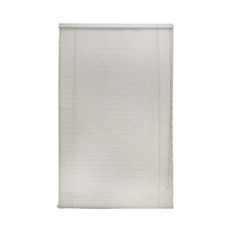 Coolaroo Roll Up Blinds River Stone 2.4 x 2.1m