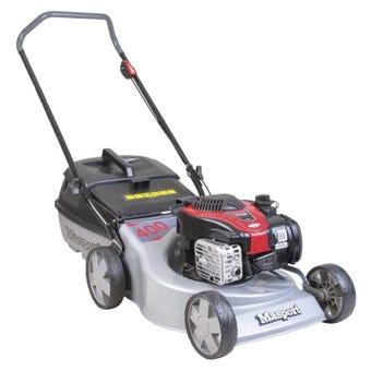 Masport Petrol Lawn Mower 4 Stroke 400ST S18 140cc
