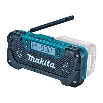Makita 12V Jobsite Radio Skin MR052