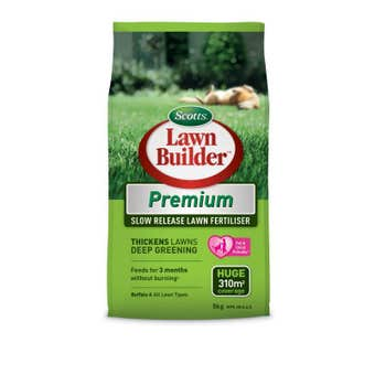Scotts Lawn Builder Premium Slow Release Lawn Fertiliser 5kg