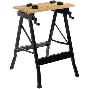 Buy Right Folding Work Bench