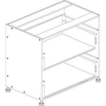 Principal Drawer Cabinet 900mm 2 Drawers