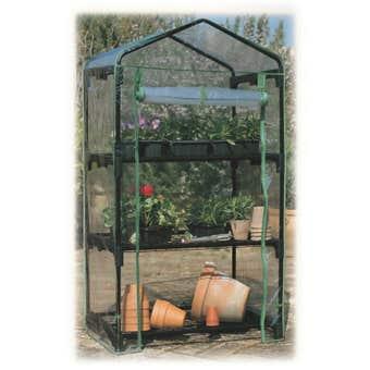 Gardman 3 Tier Mini Greenhouse