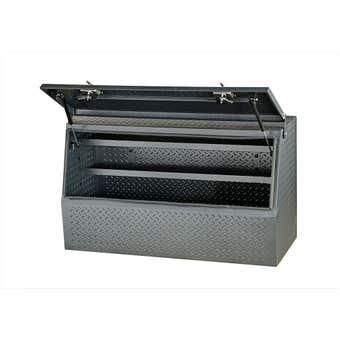 Storage Geelong Upright Ute Box Grey 1200mm