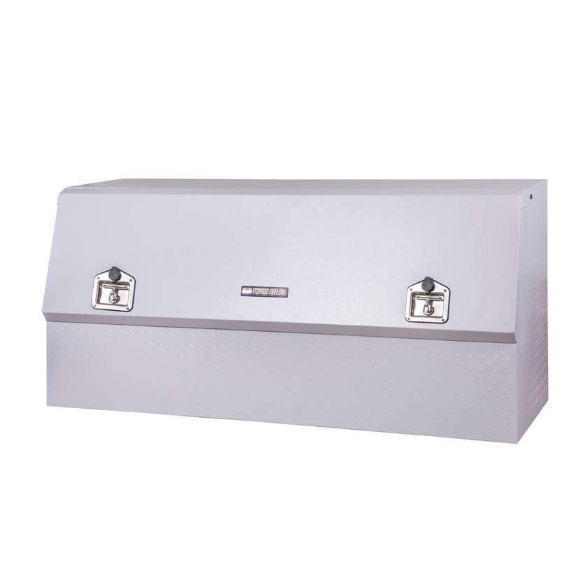 Storage Geelong Upright Ute Box White 1500mm