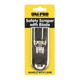 Uni-Pro Safety Scraper with Blade