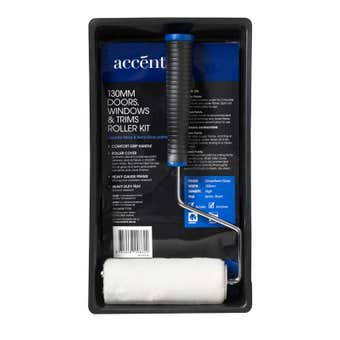 Accent Roller Kit 130mm 6mm Nap