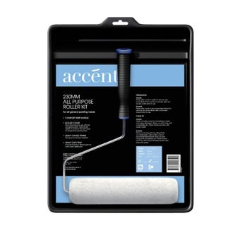 Accent All Purpose Roller Kit 230mm