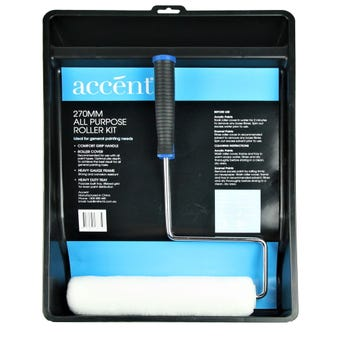 Accent All Purpose Paint Roller Kit 270mm
