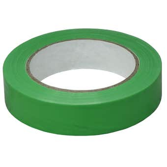 Flagging Tape Green 25mm x 100m