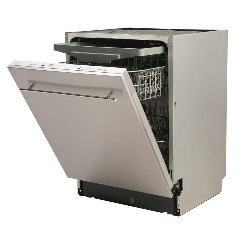 Euro Appliances Fully Integrated 14 Place Dishwasher