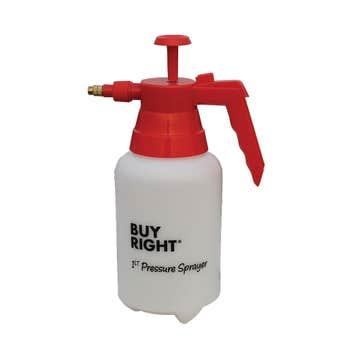 Buy Right® Pressure Sprayer 1L