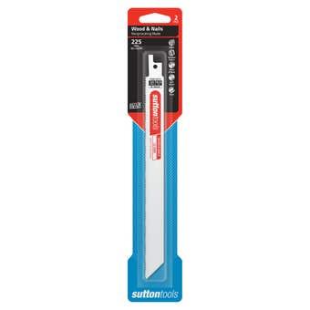 Sutton Tools Specialty Reciprocating Blade Pallet Repair