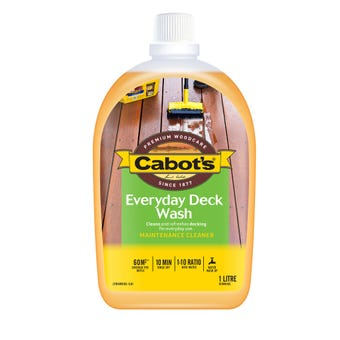 Cabot's Everyday Deck Wash 1 Litre