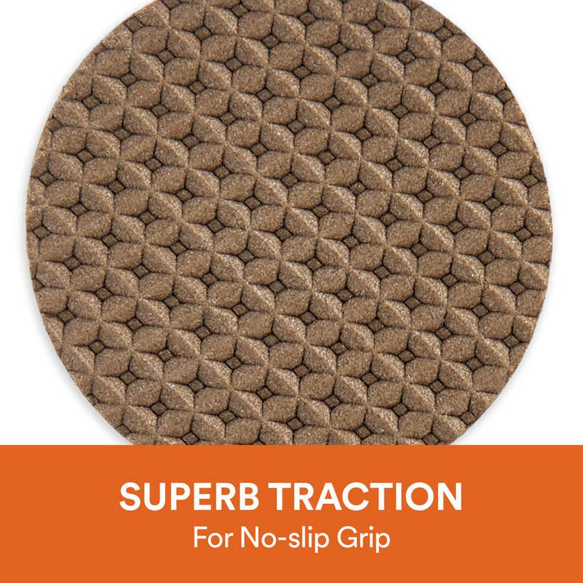 Scotch Gripping Pads Brown 38mm - 8 Pack