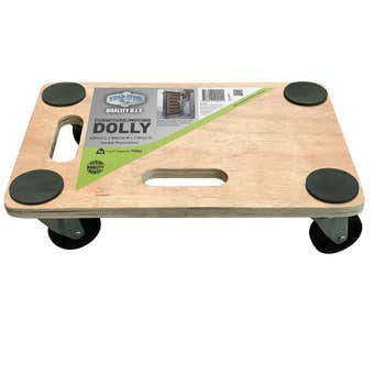 Cold Steel Moving Dolly with Hand Holes 450x300mm