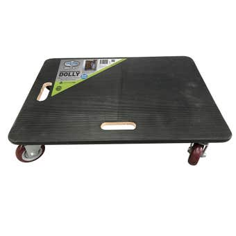 Cold Steel Moving Dolly with Hand Holes 700x500mm